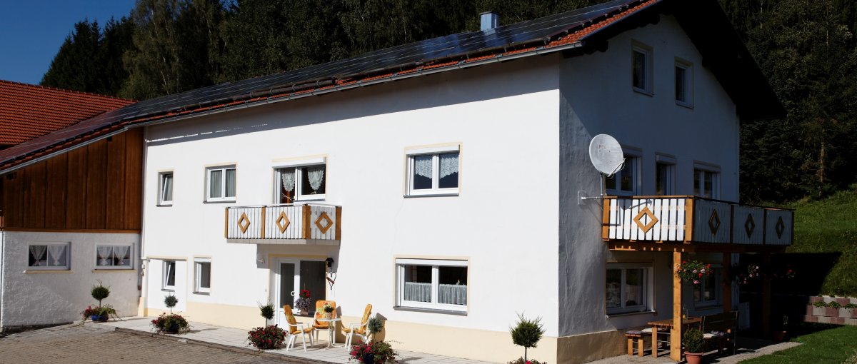Ferienhaus Arber bei Bodenmais im Bayerischen Wald